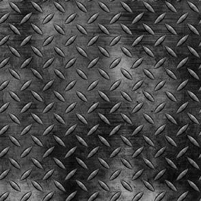 Steampunk metal grey
