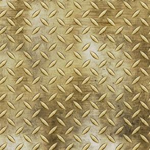 steampunk metal  gold