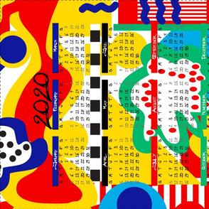 Mondrian Melt 2020