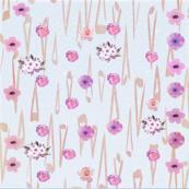 Lacey flower Design