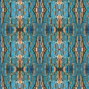 Desert rocks turquoise