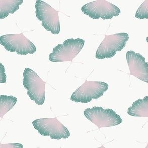 Butterflies / Mystery Blossom