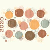 Tea Towel CalendarArtboard 1