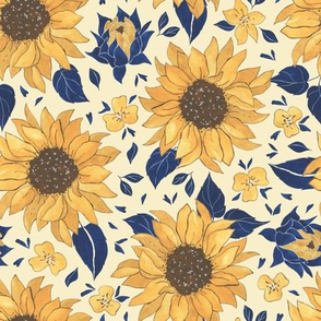 Sunflowers / Arles Collection