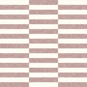 tiles - rectangles - fading rose & off white geometric - focus collection - LAD19