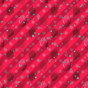 Strawberry splash r