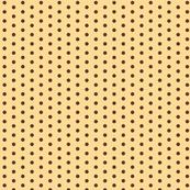 Vanilla Cocoa Polka dots