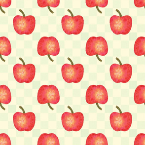 Apples and Checks