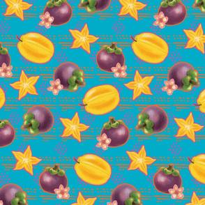 Starfruit & Mangosteen Mambo