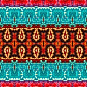 Mayan Cubist