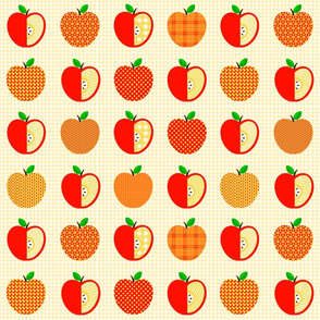 Apple Gingham