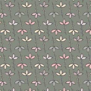 Bloom True - Calming Green - xs