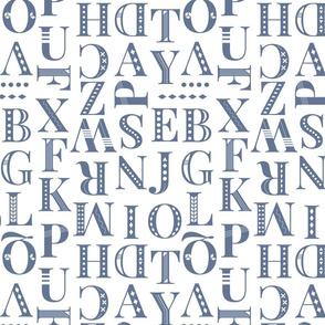 geometric alphabet-28