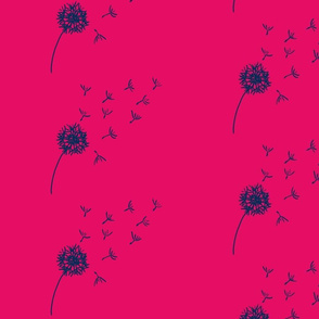 Felisha - bright pink