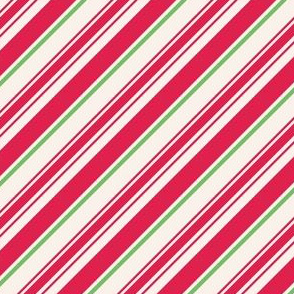 Candy can multi-stripe