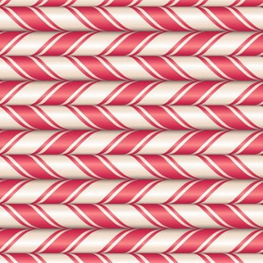 More candy cane stripes