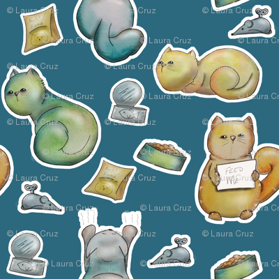 Cat-repeat-pattern-blue_preview