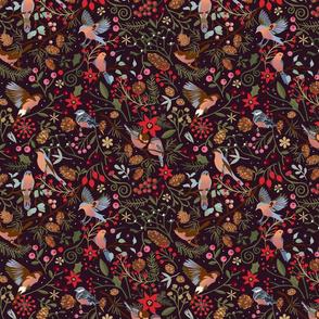 Xmas flora | small