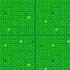 Close The Shades (green)