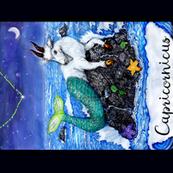 Zodiac Goat Capricorn
