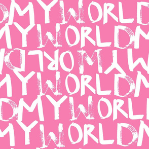 My World in Think Pink