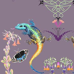 Illuminated Agama