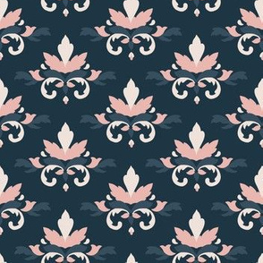 Damask / Blooming Castle