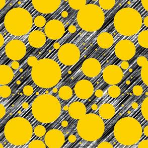 Dotting on Yellow