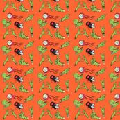 Zombie Orange