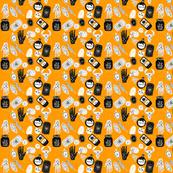 Witchy Yellow Orange