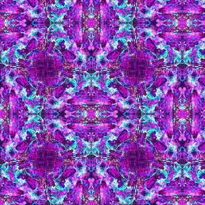 labradorite pattern magenta