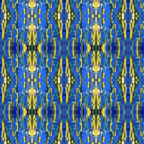 BH pattern1 blue