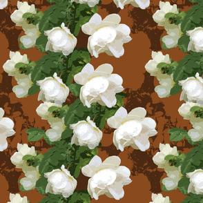White Rose Multiple Cinnamon