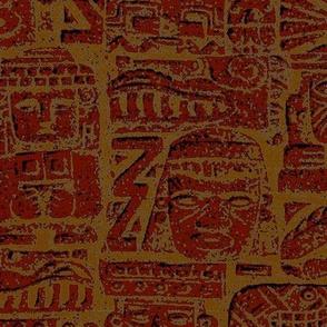 Aztec Moderne 1d