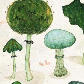 mushrooms {large}