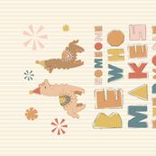 Hand Lettered Tea Towel-01