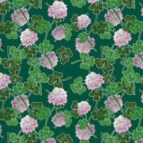 Cloverfield dark green