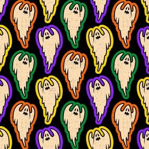 Halloween Ghosts by Casper Spell