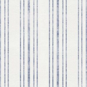 AEGEAN MULTI SIMPLE TICKING STRIPE SMALLER