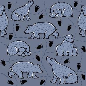 Little Bear Light Grey