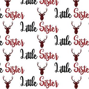 buffalo little sister