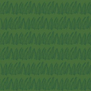 Grounded (blue and green)