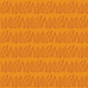 Grounded (red and orange)