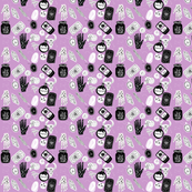 Witchy Pastel Purple