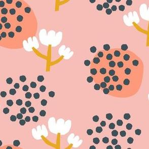 Pollen pattern in coral
