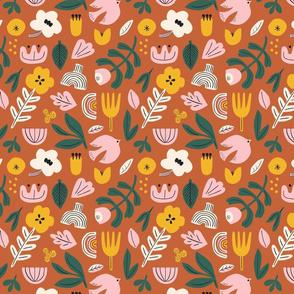 Folk pattern in rust