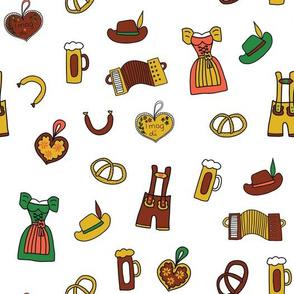 Oktoberfest Doodles