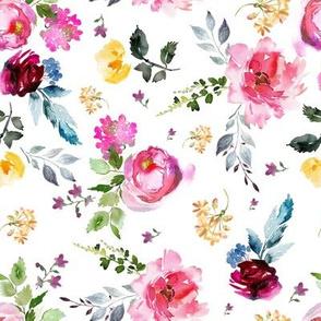 """8"""" Luna Florals"""