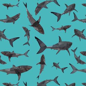 Tiburons Azul
