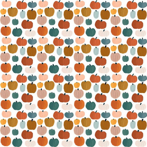 October's Pumpkin Harvest